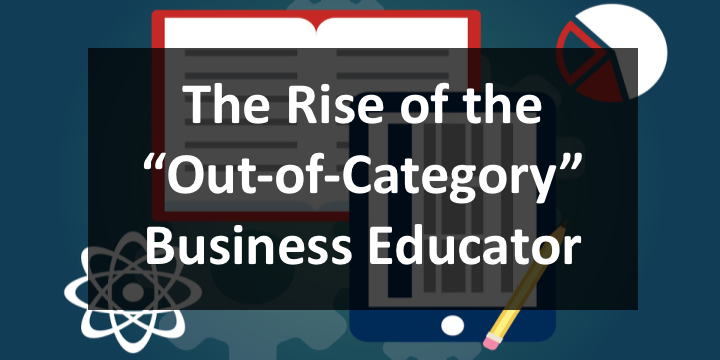 Out of Category Business Educator