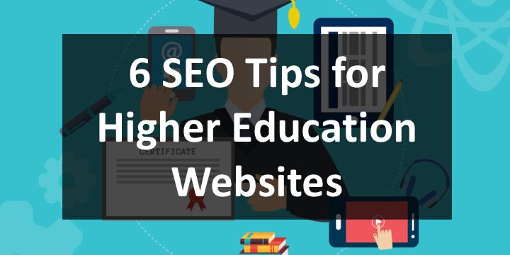 SEO Tips for Higher Education