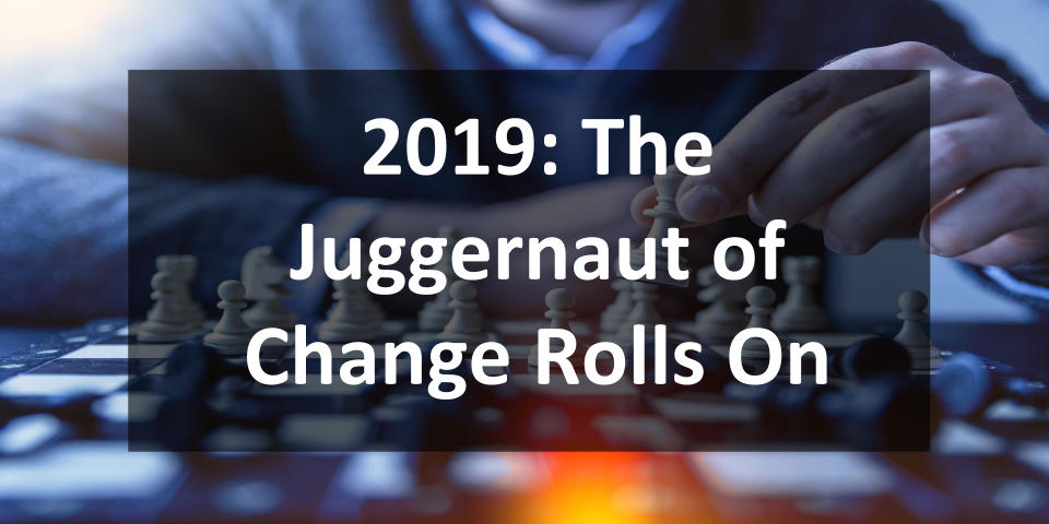 Juggernaut of Change